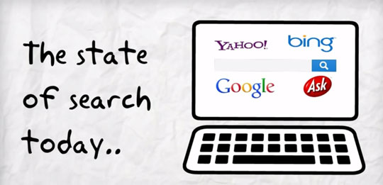 Search the Web without the 1 Million Most Popular Sites