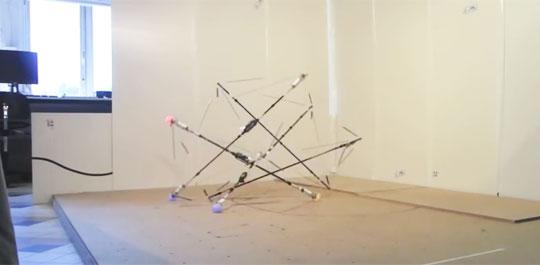 This Weird-looking Set of Sticks Is a NASA Robot