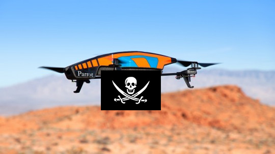 SkyJack - The Drone that Hijacks other Drones