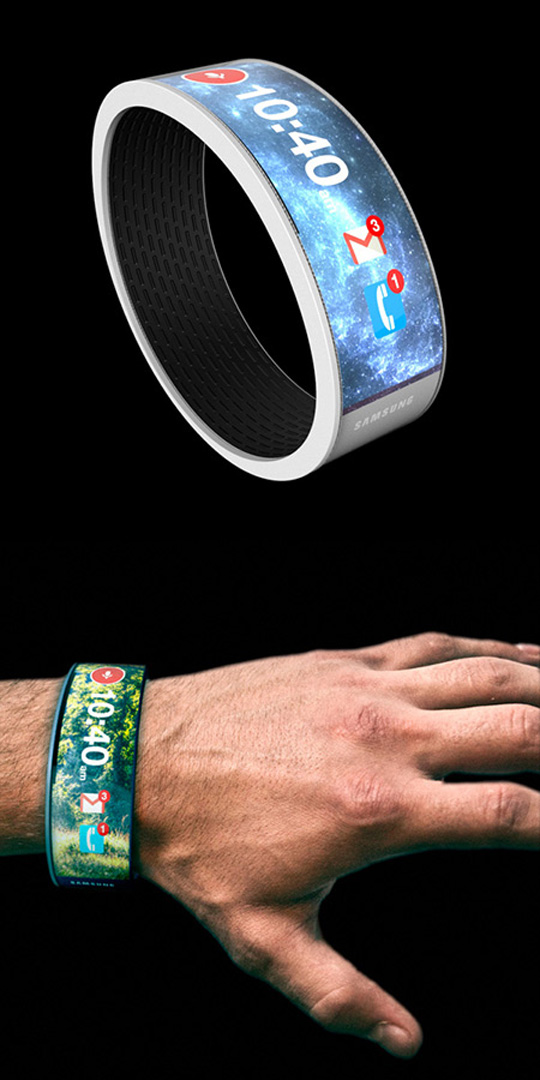 Youm - Smartwatch Concept That You Want Now