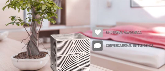 EmoSpark - First Artificial Intelligence Home Console