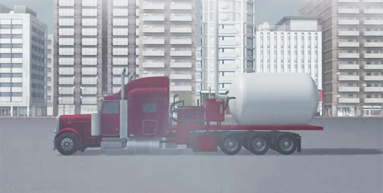 Liquid Nitrogen May Help Clear Air Pollution