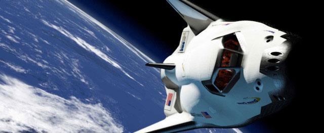 Dream Chaser - America's Next Space Shuttle