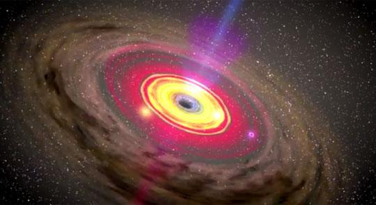 do black holes evaporate - photo #26
