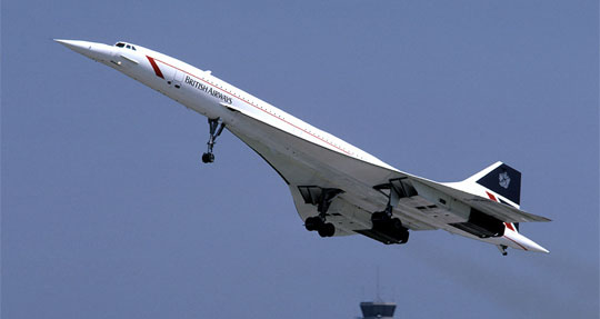 Experience a Flight on Concorde through this Video