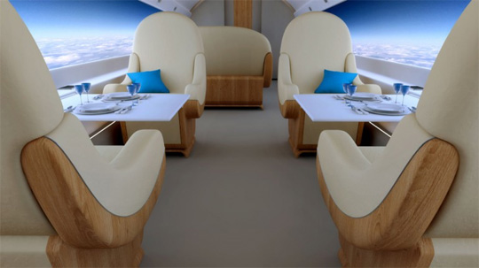 2nd Look at Spike S-512 First Supersonic Business Jet