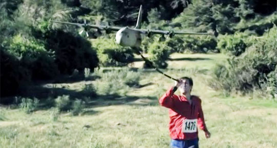 Drones Will One Day Be Refueling Marathon Runners