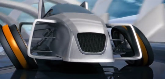 Future Cars Will Have Very Different Tires