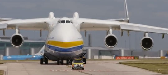 This is World's Largest Airplane
