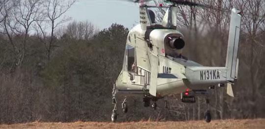 Autonomous Aerial Cargo/Utility System a.k.a Helicopter-Drones