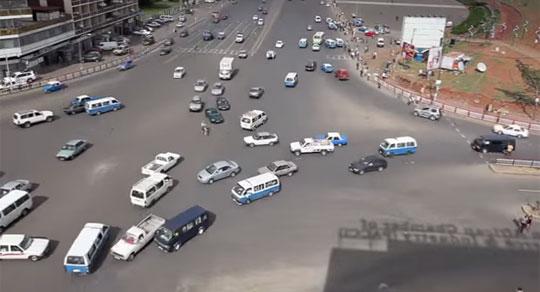 Who Needs Traffic Lights? Nobody In Ethiopia!