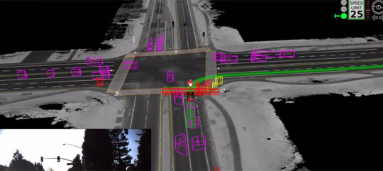 Google Shows How Its Self-Driving Cars Are Getting Smarter