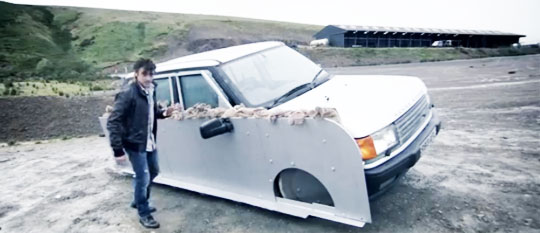 Do It Yourself : James Bond Car