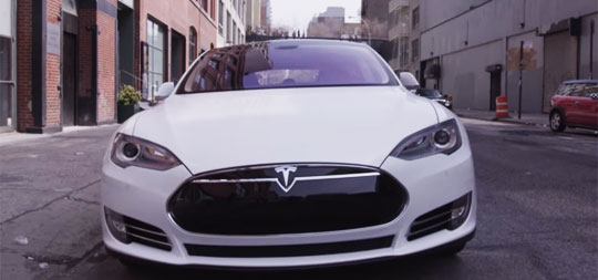 Top 5 Tesla Model S Features