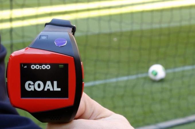 FIFA Goal Technology