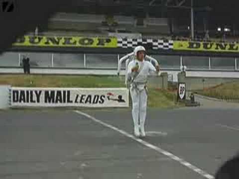 Jetpack VS Car Race
