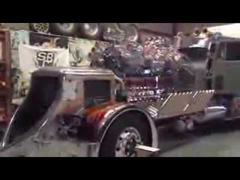 24 Cylinders & 12 Superchargers - Goliath Truck