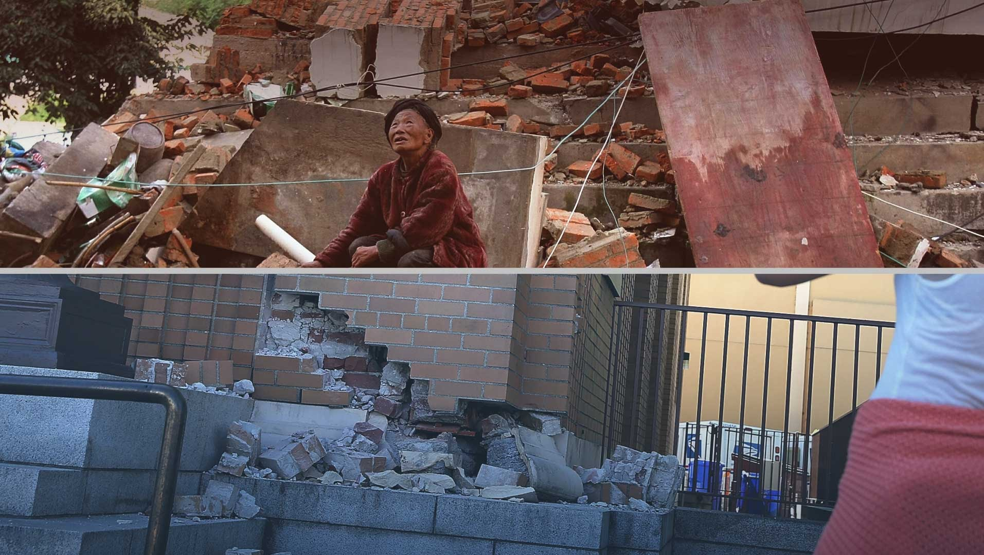 Magnitude-6 Earthquake in China vs California