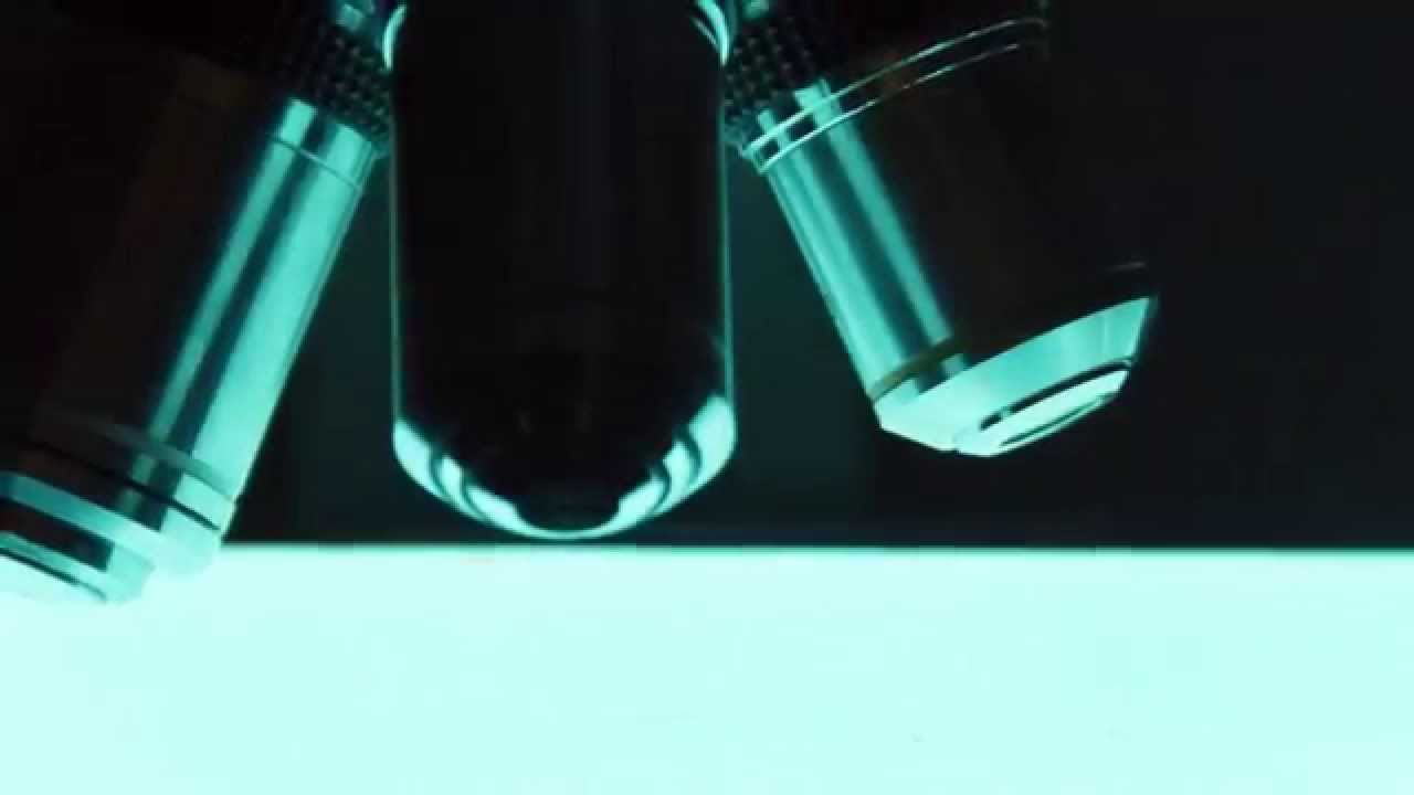 Awesome Luminous Paint Works With Electricity