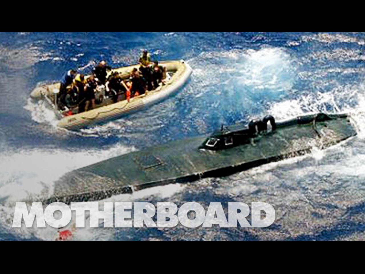 Colombia's Coke-Smuggling Submarines