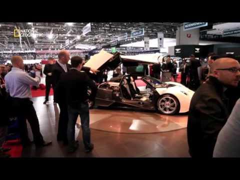 Tesla Motors Megafactories - The Future of Electric Cars