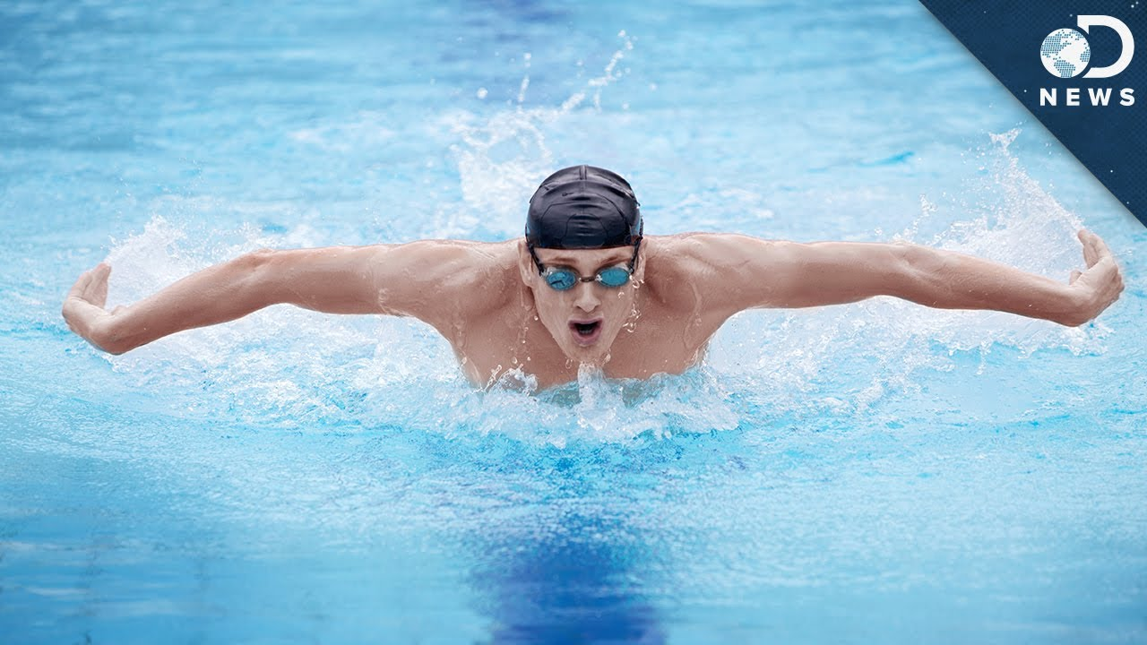 Does Shaving Your Body Actually Help You Swim Faster?