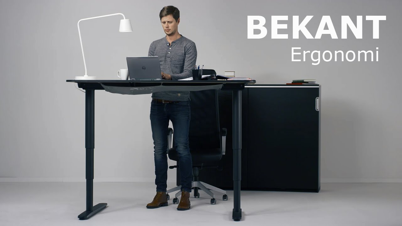 Ikea Now Sells an Adjustable Standing Desk
