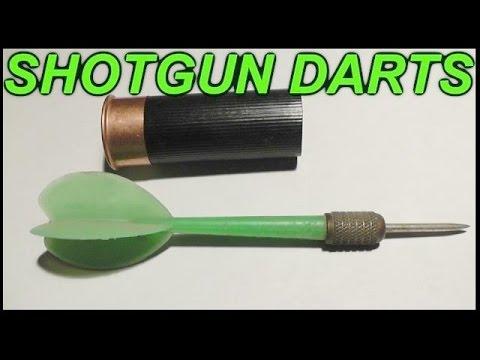 Shooting Darts out of a Shotgun