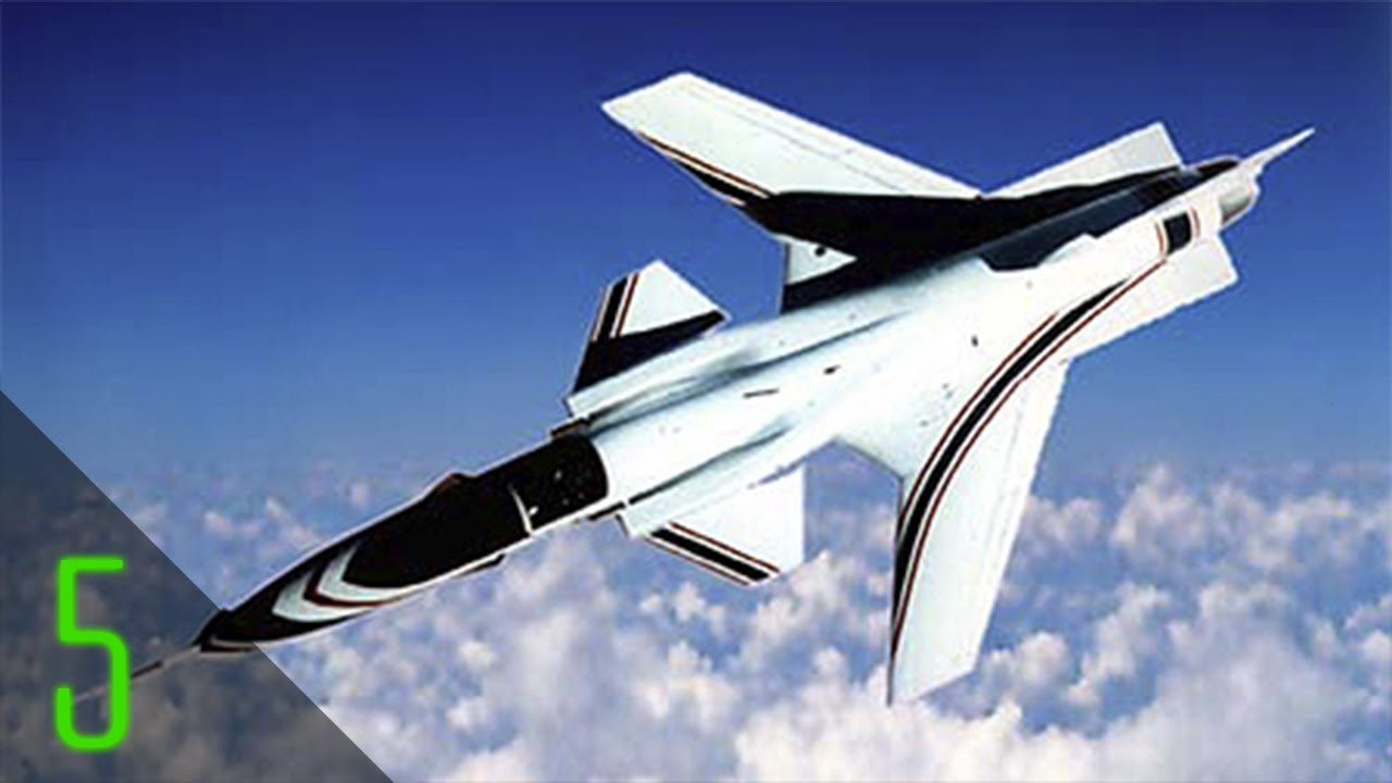 5 Strangest Military Airplanes
