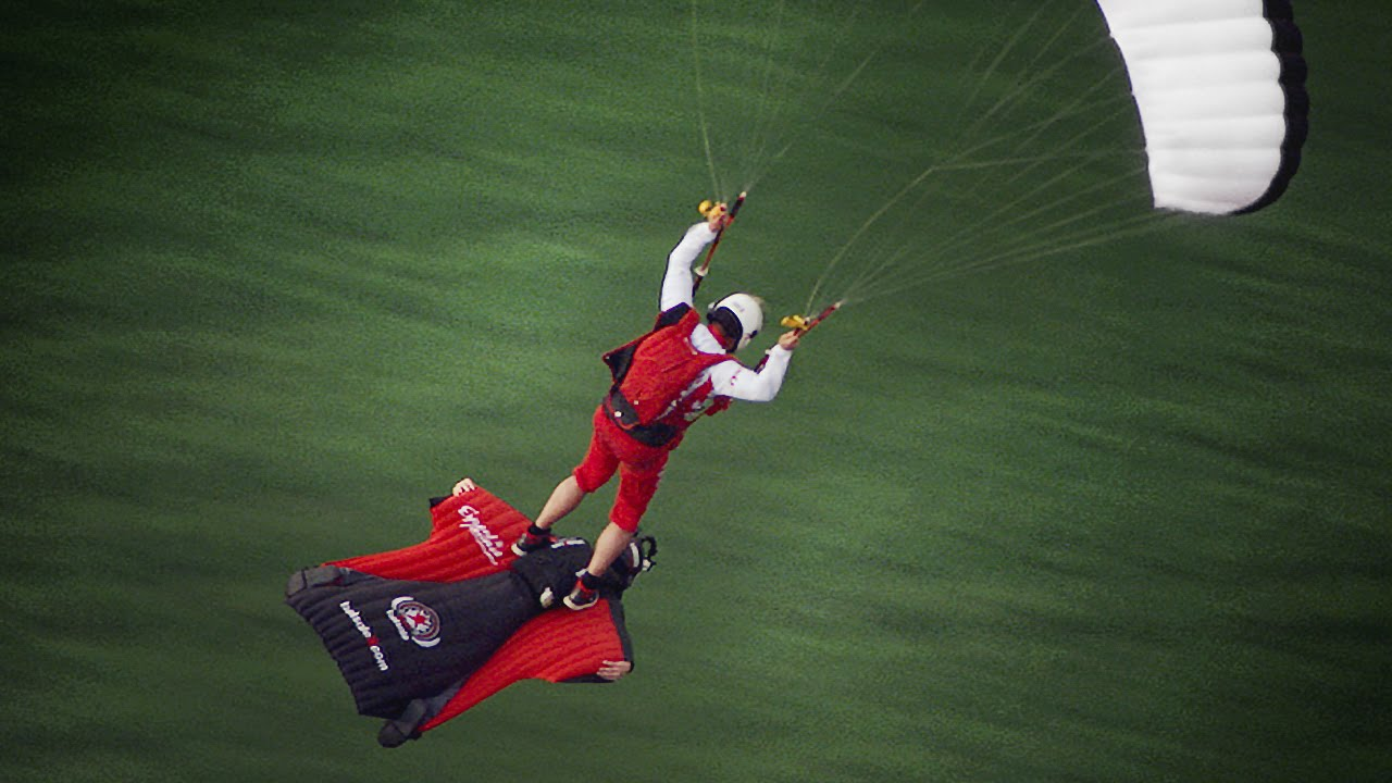 The Wingsuit Flying Carpet