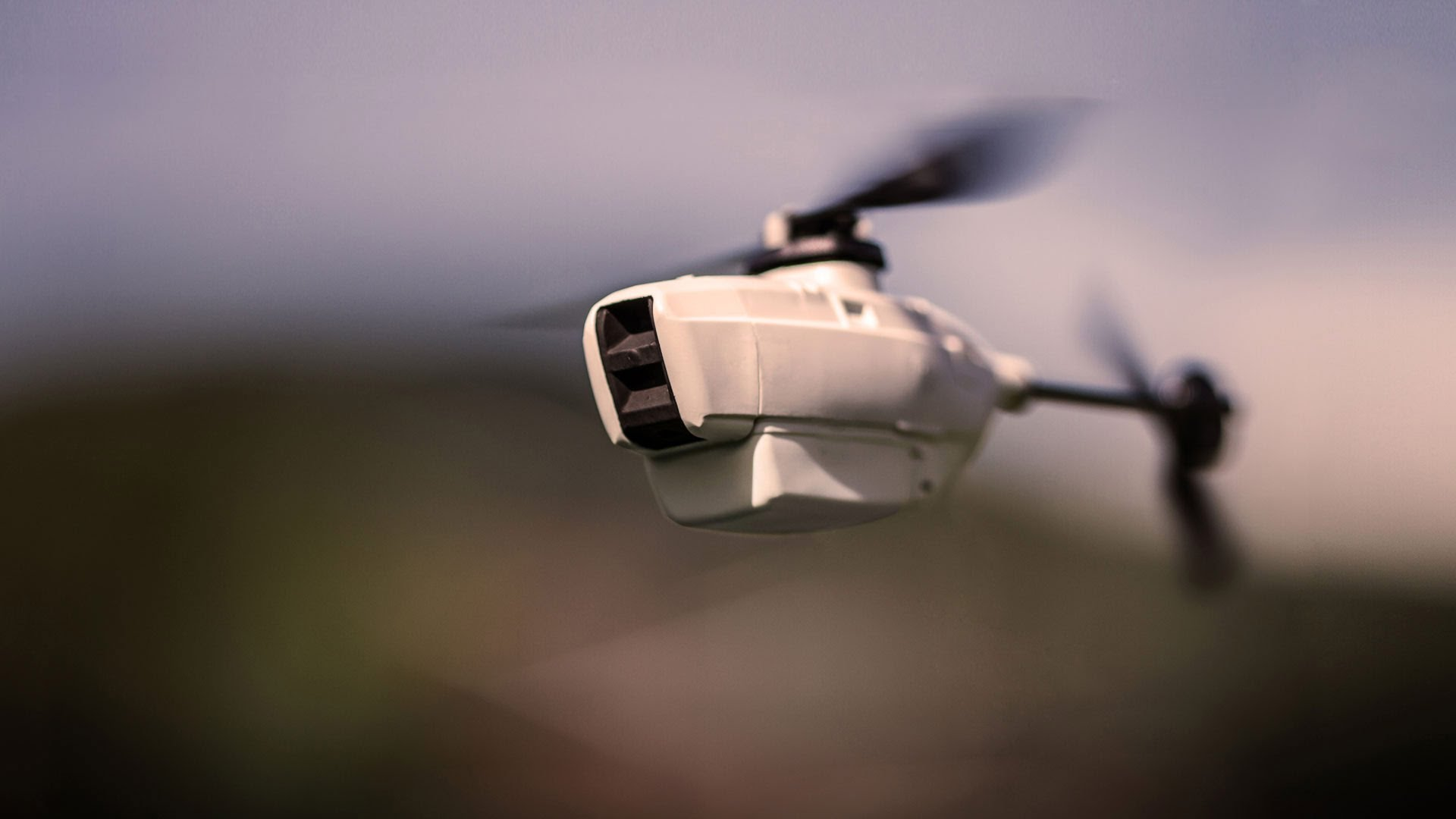 US Army's Pocket-sized Drone