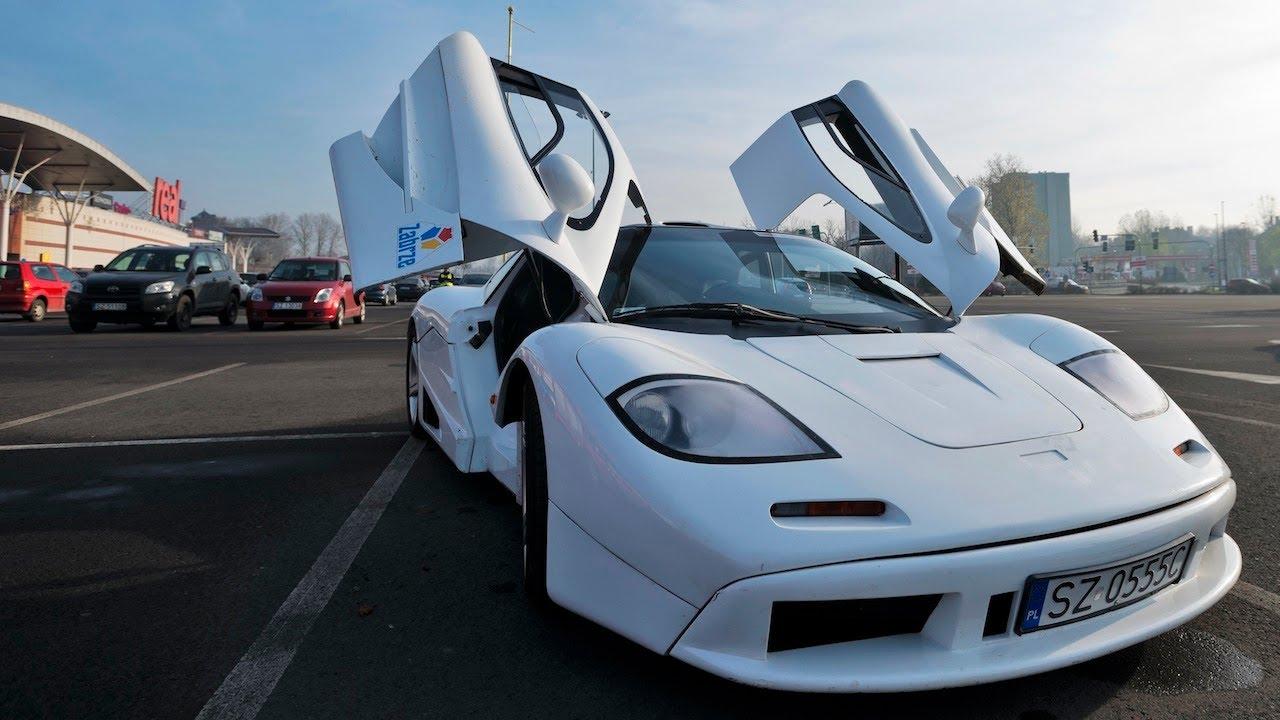 Man Creates Replica McLaren F1