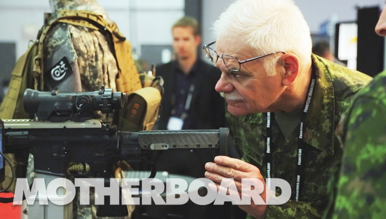 The Canadian Business of War : CANSEC
