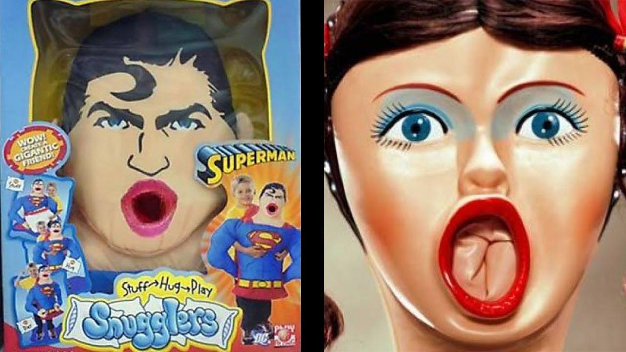 The Worst Kid's Toys Ever Created