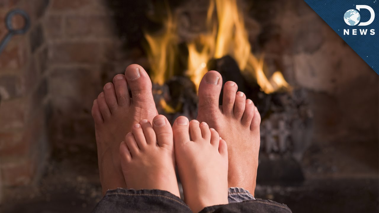 Why Sitting By The Fire Is Actually Good For You