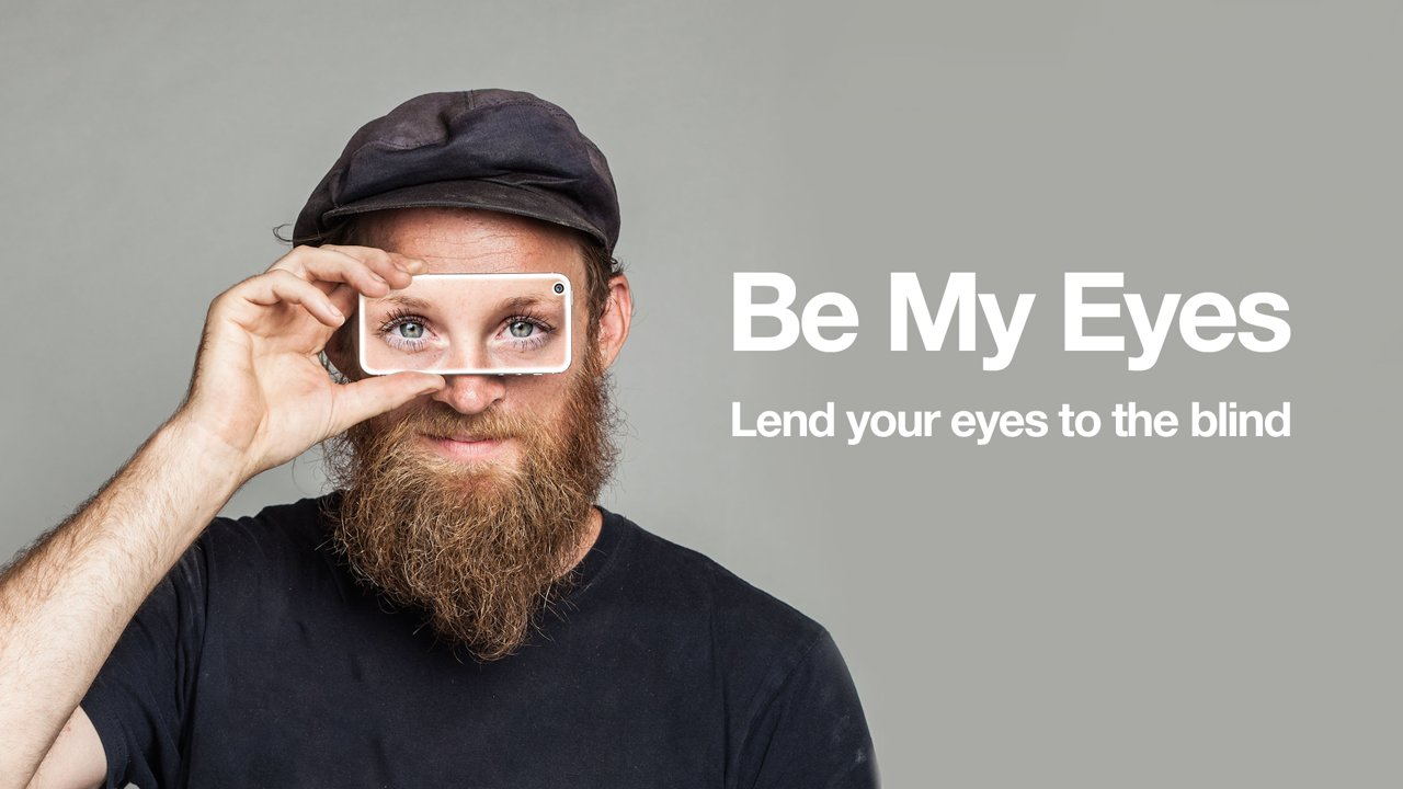 App Let's You Help the Blind See