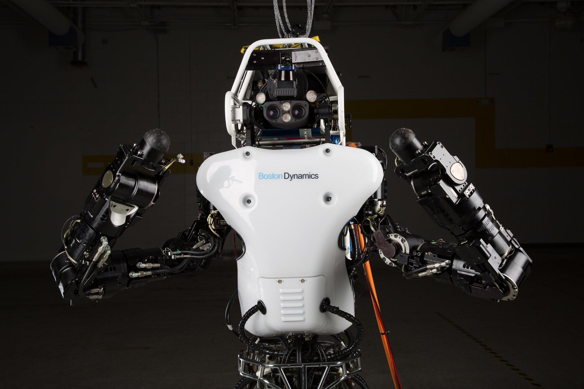 ATLAS, The Pentagon's Humanoid Robot, Just Got A Major Upgrade