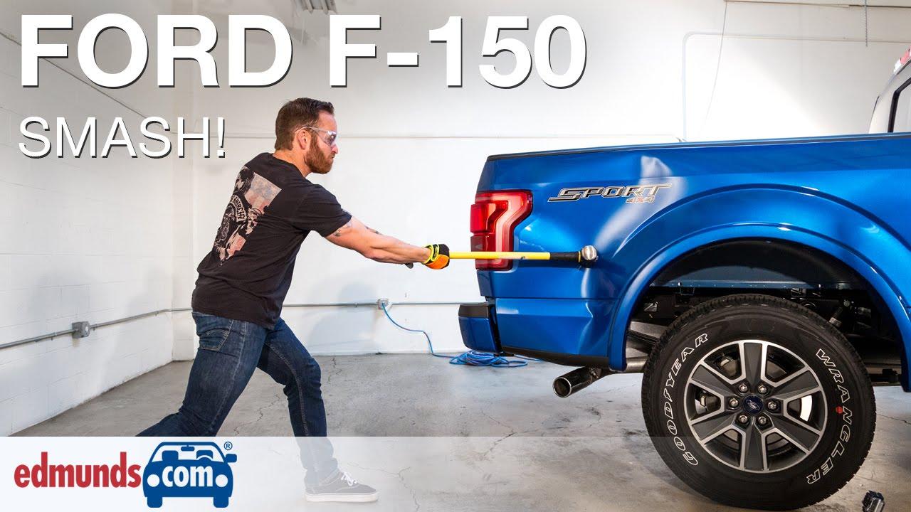 Sledgehammer An Aluminum 2015 Ford F-150