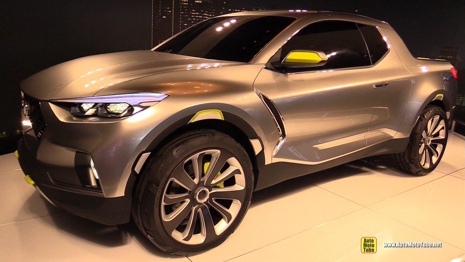 Sports Car + Truck=SantaCruz Concept