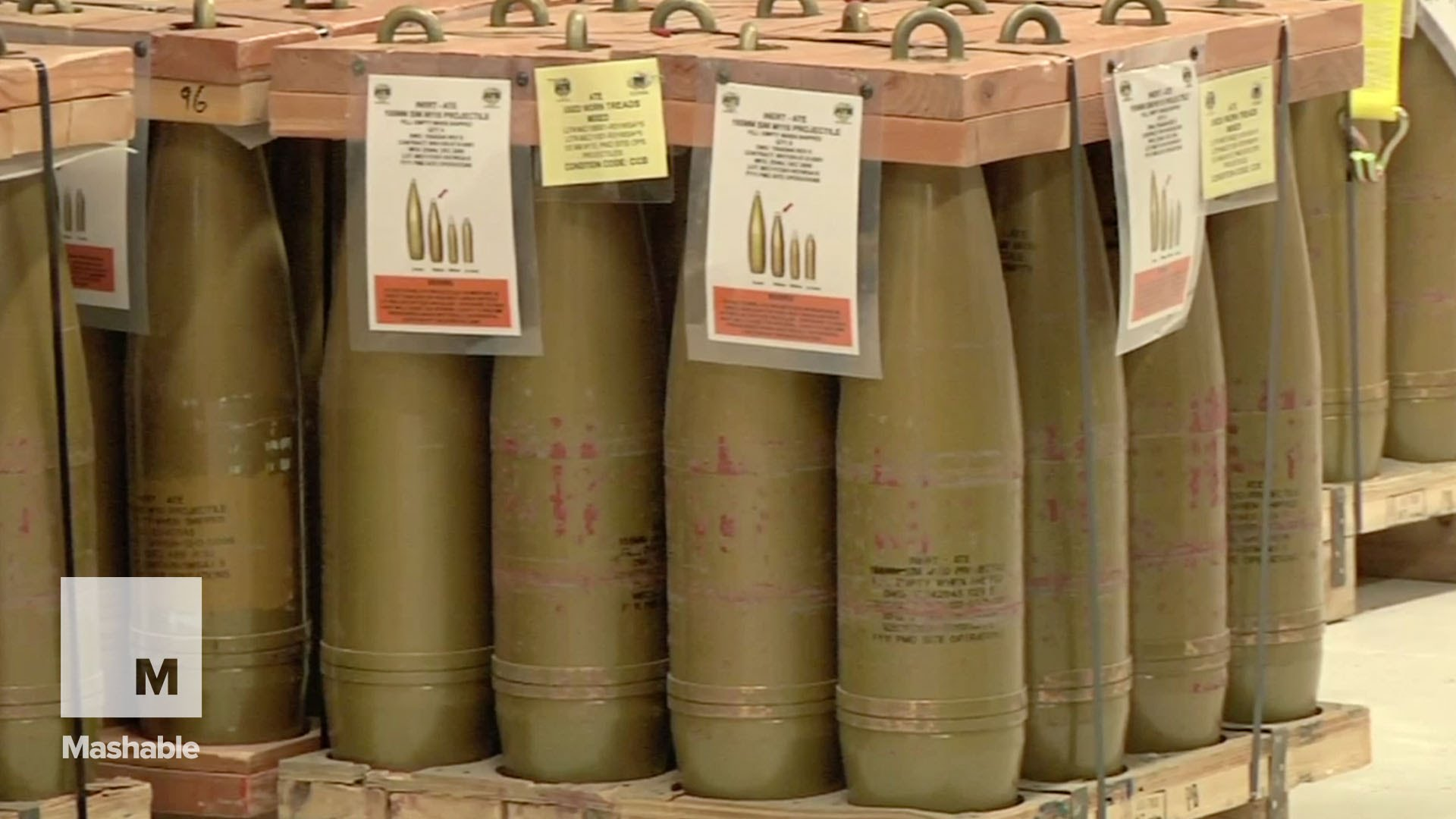 2,600 Tons of Chemical Weapons Destroyed in Colorado