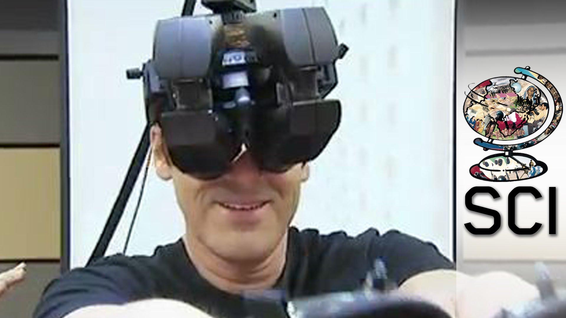 Can Virtual Reality Fool Your Brain?