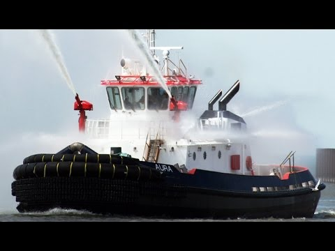 How a Tugboat Works