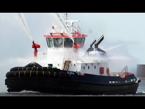 How a Tugboat Works