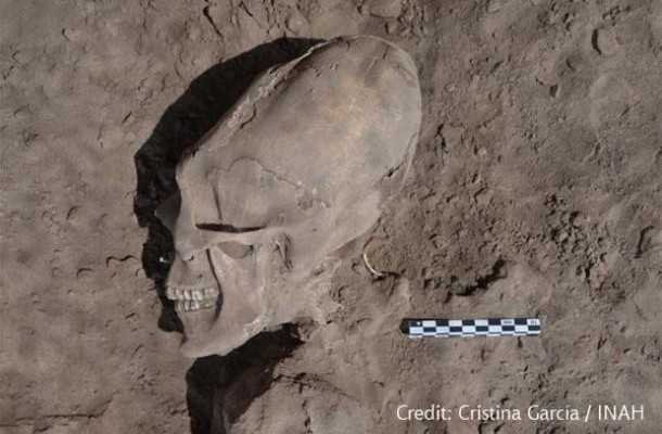 The 13 Alien-Like Skulls Found All Over Mexico