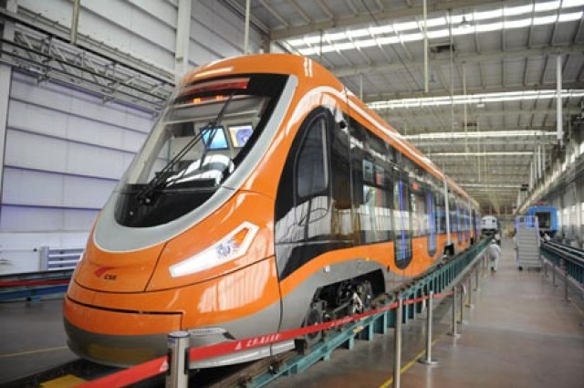 China Develops World's First Hydrogen-Powered Tram