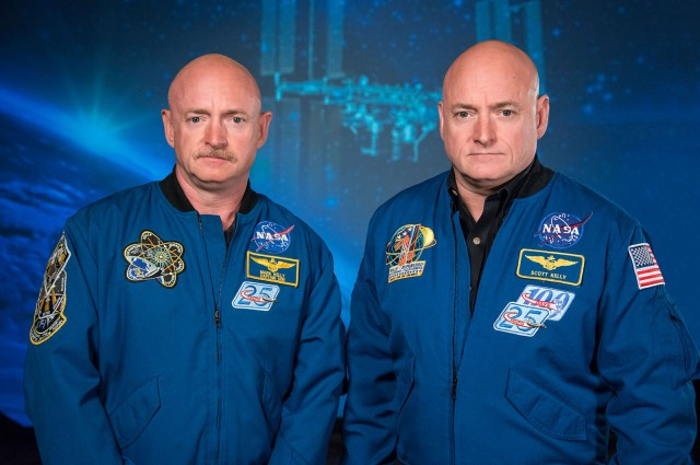 NASA To Study Identical Twins—One On Earth, The Other In Space