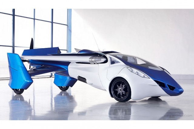 Company Claims Their Flying Car Will Hit Markets In Two Years
