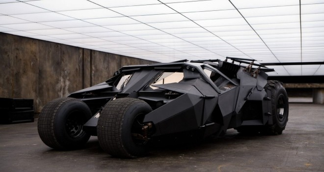Spend $1-Million on a Veyron, Or This Street-Legal Batmobile
