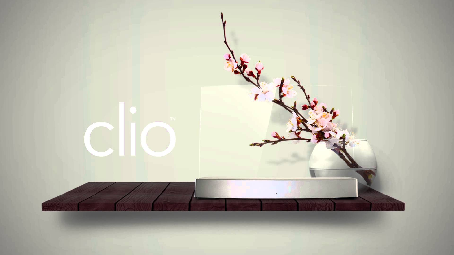 Clio - The First Invisible Speaker