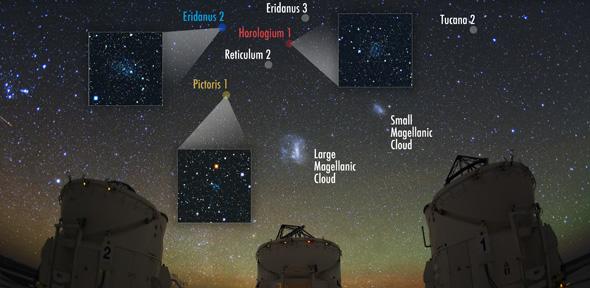 Dwarf Galaxies Milky Way